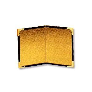 クラフト 副資材 お飾り用品 金屏風 2曲 15cm パナミ/NF-4002|shugale1