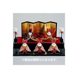 クラフト 和調手芸 ちりめんキット 五節供のお飾りもの ちりめん細工 うさぎ雛|shugale1