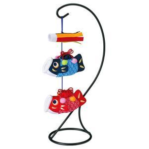 クラフト 和調手芸 京ちりめんつるし飾り 福ふくこいのぼり|タカギ繊維|パナミ|子供の日|こどもの日|お節句|初節句||shugale1