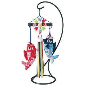 クラフト 和調手芸 京ちりめんつるし飾り こいの滝のぼり|タカギ繊維|パナミ|子供の日|こどもの日|お節句|初節句||shugale1
