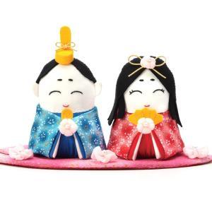 かわいいひなまつり お花のひなまつり(ぬいぐるみ) 刺繍 キット 初心者 おひなさま ひなまつり 期間限定SALE  shugale1