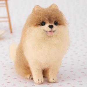 須佐沙知子先生デザイン、人気の犬のキットです。  【 サイズ(約) 】 縦23×横14×厚さ2.5c...