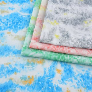 WATER COLOR LIFE 海月 ダブルガーゼ (1m単位)|切売り 生地 布 布地 服地 綿100% ガーゼ 抗菌防臭 純国産 日本製|shugale1
