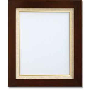 刺繍 刺しゅう額 オリムパス W-36 ブラウン 内寸:40×33cm shugale1