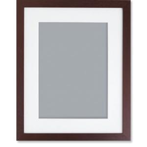 刺繍 刺しゅう額 オリムパス W-37 ブラウン 内寸:42.2×33.3cm shugale1