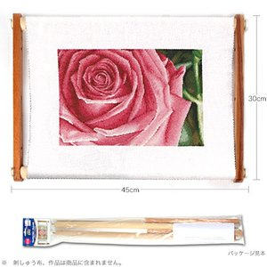 刺繍 刺しゅう枠 スクエアフレーム 45cm|shugale1