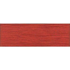 刺しゅう糸 COSMO 25番 レッド・ピンク系 344|コスモ ルシアン 刺繍糸|shugale1
