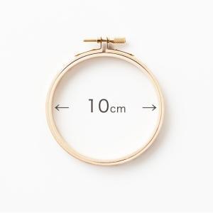 刺繍 用具・用品 刺しゅう枠 COSMO 刺しゅう枠 10cm|shugale1