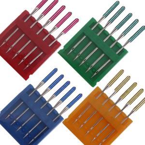 家庭用ミシン針 5本入 HA×1 薄地用 普通地用 中厚地用 厚地用 トーカイ 期間限定SALE  shugale1