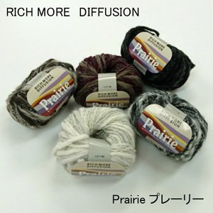 50%OFF 毛糸/手編糸 RICH MORE DIFFUSION リッチモア プレーリー(イタリア製)|shugeinohaguruma