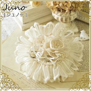 リングピロー 手作りキット ジュノー juno プレミアム・レースのお花のリングピロー H431-160 結婚式 shugeinohaguruma