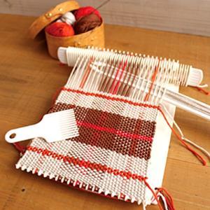 卓上 織り機 (手織機) エオリア(絵織亜)ポータブル|shugeiya