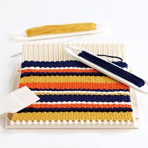 卓上 織り機(手織機) エオリア(絵織亜)ミニ|shugeiya