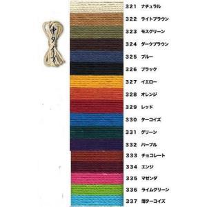 ヘンプ糸(麻) 中(1.8mm/10m) メルヘンアート ヘンプトゥワイン|shugeiya