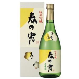日本酒 春鶯囀 (しゅんのうてん) 純米吟醸 春の宵 (はるのよい) 720ml (萬屋醸造店 山梨県)|shunnoten