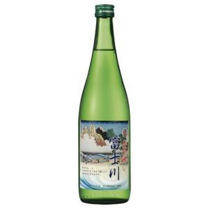 日本酒 春鶯囀 (しゅんのうてん) 純米酒 富士川(ふじかわ) 720ml (萬屋醸造店 山梨県)|shunnoten