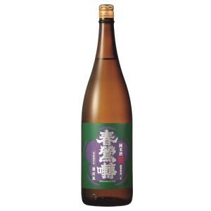 日本酒 春鶯囀 (しゅんのうてん) 純米酒 鷹座巣 (たかざす) 1800ml (萬屋醸造店 山梨県)|shunnoten