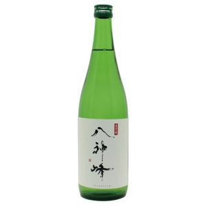 日本酒 春鶯囀 (しゅんのうてん) 純米酒 八神峰 (はっしんぽう) 720ml (萬屋醸造店 山梨県)|shunnoten