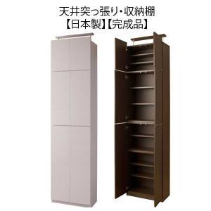 ■商品説明 ・扉付きでホコリを避けることができる収納棚。 ・前面部分に取っ手のないスッキリデザイン。...