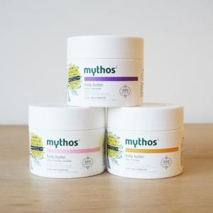 mythos ボディバター 200ml shuno-su