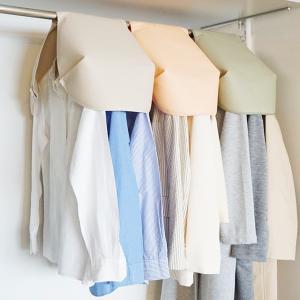 見せる収納にも*帆布製ショルダー丈の洋服カバー CABA COVER カバカバー shuno-su