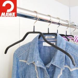 マワハンガー36 2本入 ブラウスやシャツに最適&襟元をキレイにキープ|shuno-su