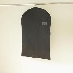 洋服カバー ブラックスタイルカバー サイズ100 10枚入|shuno-su