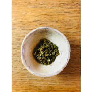 山本勝之助商店の香山椒 乾燥山椒粒(種抜き)1kg入り shuroyasanshoya