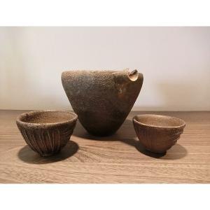 酒と器 松と波 (石川県)|shusakesakebumon