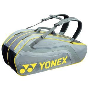 ヨネックス YONEX ラケットバッグ6(リュック付き) BAG1812R テニス ソフトテニス バドミントン shuttle-garden