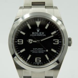 ロレックス(ROLEX) エクスプローラーI 214270 ...