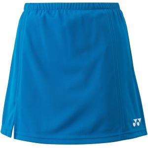 Yonex ヨネックス ガールズ テニスウェア ジュニアスカート インナースパッツ付 26046J インフィニットブルー|スポーツヒーローZ PayPayモール店