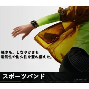 Apple Watch ベルト 交換用スポーツ...の詳細画像3