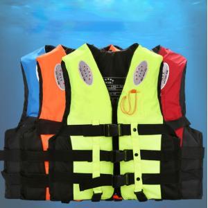 ライフジャケット フローティングベスト 笛付き 救命胴衣 フィッシングベストジュニア用 大人用 ライフウェア男女兼用 子供用|si-susyoltupu