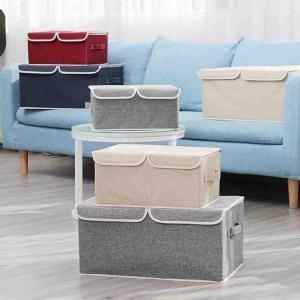 【2点セット】収納ケース 収納ボックス インボックス たためる 収納ボックス 折りたたみ フタ付き おしゃれ  洋服 収納|si-susyoltupu
