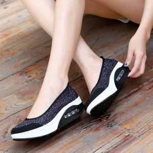スニーカー レディース ローカット バレエシューズ 靴 運動靴 フラットシューズ  通気性 クッション性 旅行 街歩き si-susyoltupu