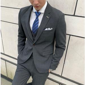 スーツ フォーマルスーツ 礼服 メンズ 1つボタンシングル 3ピース スリム ビジネス 結婚式 冠婚葬祭 送料無料|si-susyoltupu
