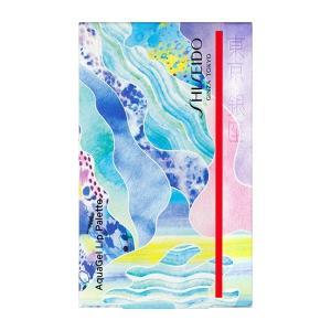 SHISEIDO メーキャップ アクアジェル リップパレット 02 Tropical Island Beach (数量限定) 資生堂  sian