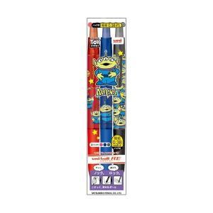 ●人気の柄 エイリアンの3本セットです! ●消し具でこすると消せるボールペンです。 ●インク色:オフ...