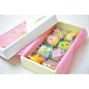 上生菓子用 贈答用化粧箱 8個用|siberia