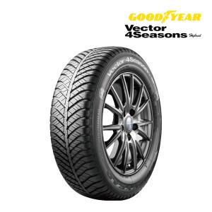 オールシーズンタイヤ グッドイヤー Vector 4Seasons Hybrid(ベクター フォーシーズンズ ハイブリッド)235/50R18 101H XL