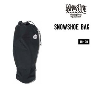 RAIN OR SHINE レイン オア シャイン SNOWSHOE BAG スノーシューバッグ