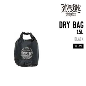 RAIN OR SHINE レイン オア シャイン DRY BAG 15L