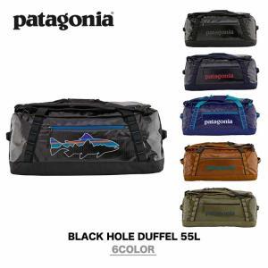 PATAGONIA パタゴニア バック ダッフルバッグ BLACK HOLE DUFFEL 60L