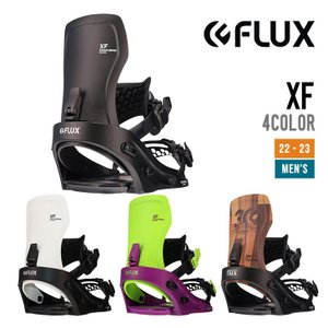 FLUX フラックス XF ビンディング 18-19