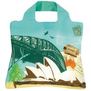 エンビロサックス エコバッグ ENVIROSAX Travel Bag Sydney TR.B2|siegs