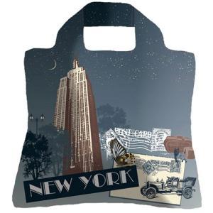 エンビロサックス エコバッグ ENVIROSAX Travel Bag New York TR.B6|siegs