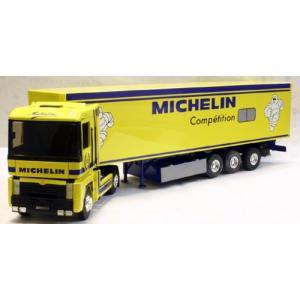 1/43 ミニカー E 110817 ルノーAEカートランスポーター「MICHELIN」|sieikan