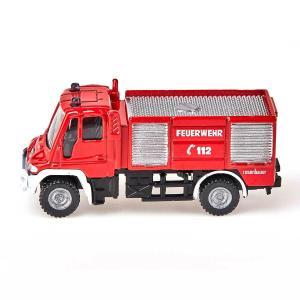 ミニカー 1068 1/55 ユニモグ 消防車|sieikan