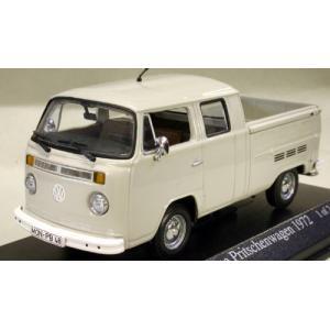 1/43 ミニカー E 400053260 VW T2DOKA-PRITSCH|sieikan